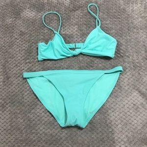 Mint bikini size Large